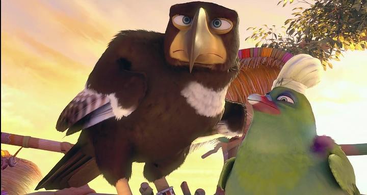 Kuşlar Şehrinde Macera – Zambezi